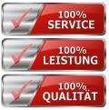 bei Alexander Schmidt Konzepte stimmen Service, Leistung und Qualität