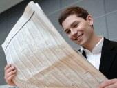 Zeitungsleser